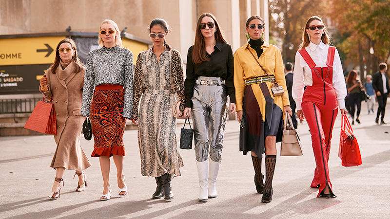 Faktor-Faktor yang Mempengaruhi Perubahan Fashion Style Seseorang