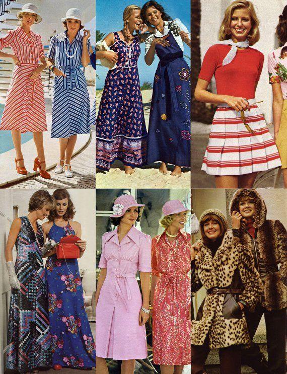 Fashion Item Ala Vintage Style