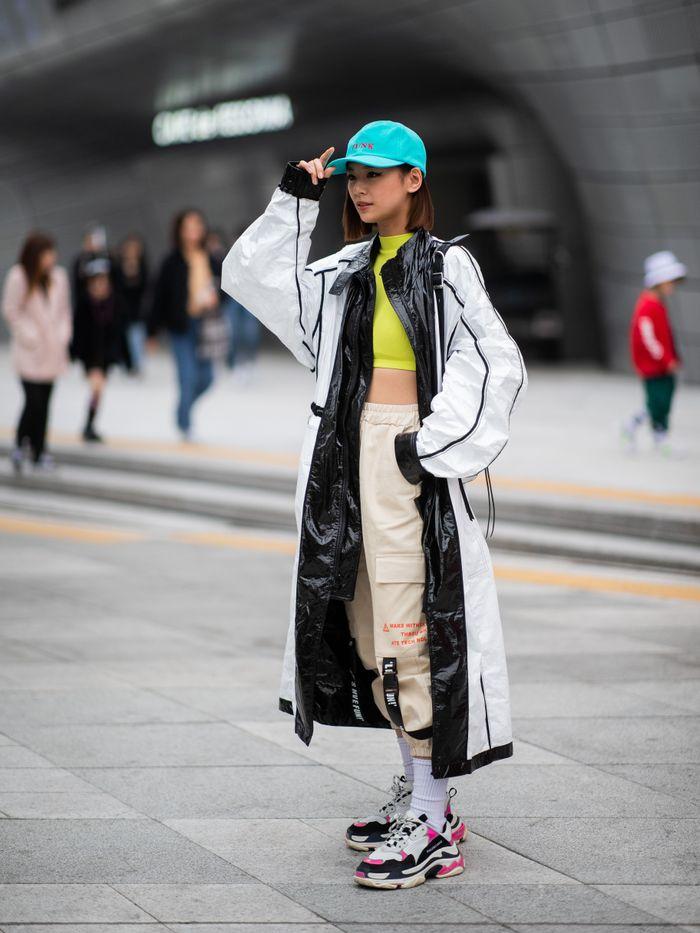 Tampil Keren Dengan Korean Fashion Style